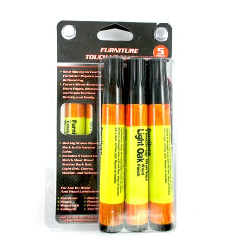 Furniture Marker by Furniture Touchup Markers Set Wood Repair Scratch Fillers