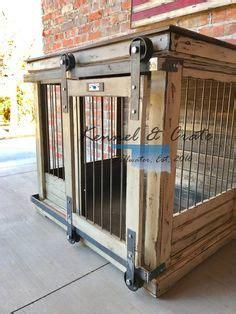 Wood Dog Crate Diy Plans