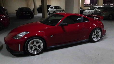 custom nissan 350z official nismo s with aftermarket custom wheels page 4