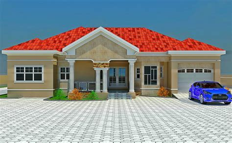 house designs floor plans nigeria designed home plans