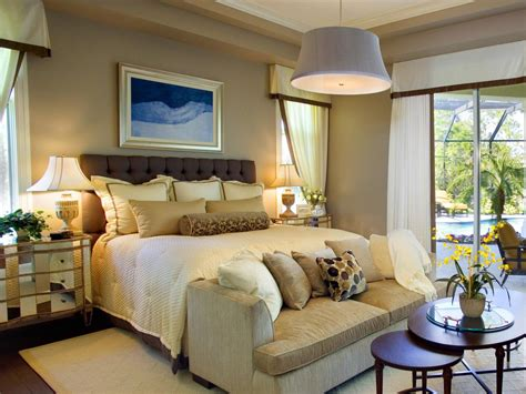 master bedroom decorating ideas warm bedrooms colors pictures options ideas hgtv