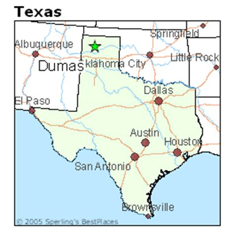 dumas texas map best places to live in dumas texas