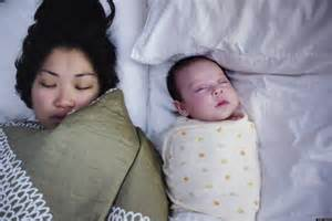 co sleeping and sids risk is increased when infants sleep