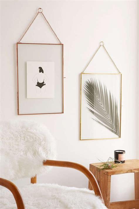 hanging picture frames ideas best 25 metal frames ideas on pinterest