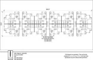 8 Unit Apartment Building Plans   Anelti.com