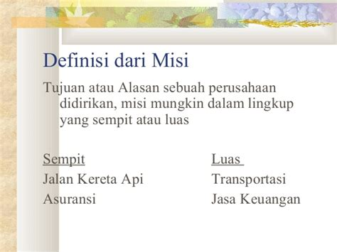 definisi layout perusahaan a manajemen strategic chapter 1 14 concept of