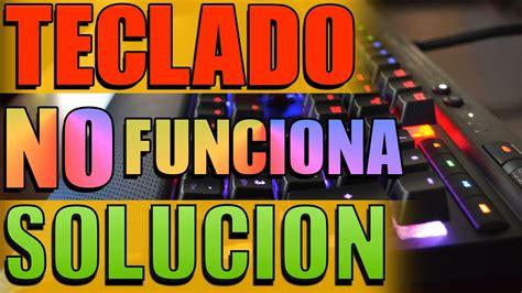 Q Hacer Cuando Cytotec No Funciona Que Hacer Cuando El Teclado No Funciona Youtube