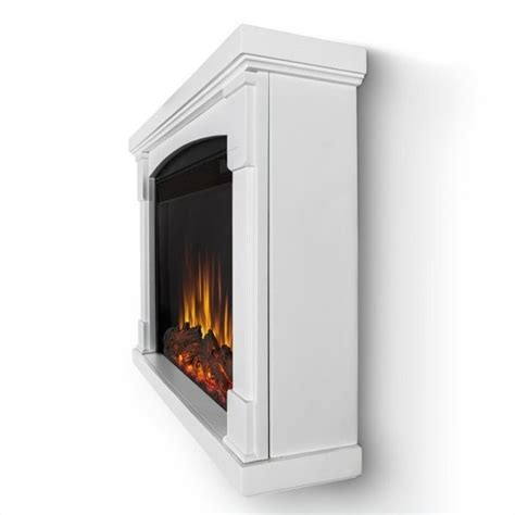 Slim Fireplace by Slim Brighton Electric Wall Fireplace In White 770e W