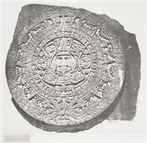 Calendrier Aztec 25 Best Mexico Images On