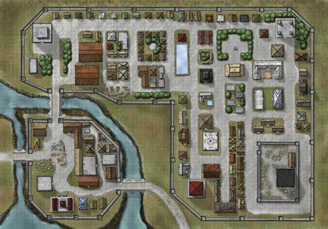 House Map Maker hammerfast the nentir vale