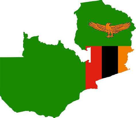 Flag Map file flag map of zambia svg wikimedia commons
