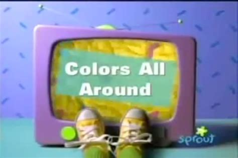 barney colors all around colors all around barney friends wiki fandom powered
