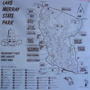Lake Murray State Park Map by Lake Murray Oklahoma Cabin Rentals State Park Trend Home