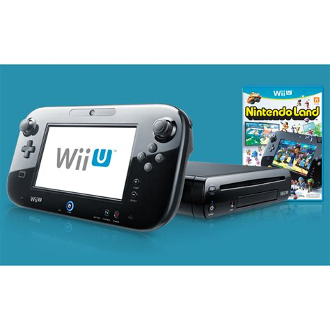 wii u console prices buy nintendo wii u console premium pack with nintendo land