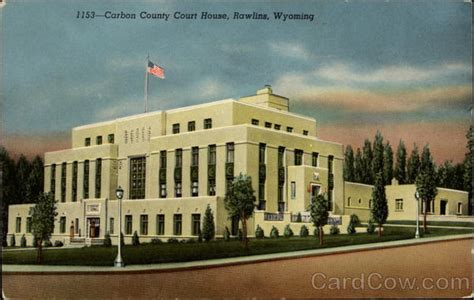 Carbon County Civil Search Carbon County Court House Rawlins Wy
