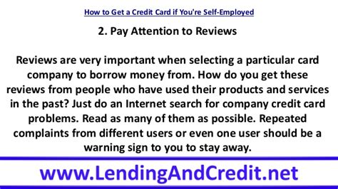do you need a credit card for a hotel room how to get a credit card if you re self employed