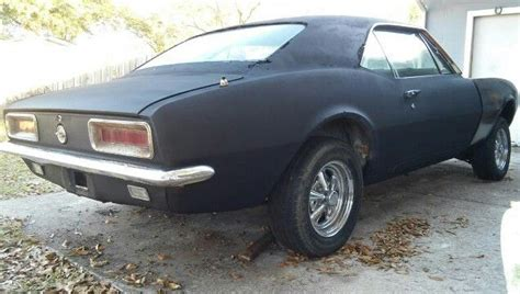 1967 camaro ss project car for sale 1967 67 camaro rs ss rally sport sport project car