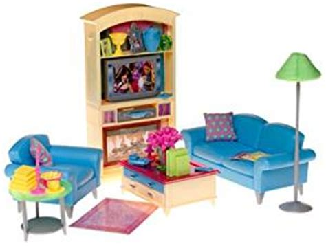 amazon creates collection of living room furniture for amazon com barbie decor collection living room playset