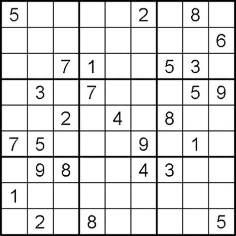 printable sudoku puzzles medium 1 printable sudoku