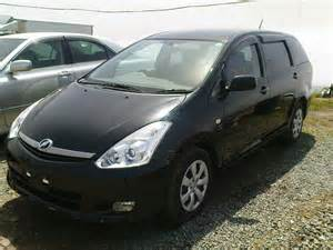Toyota Wish 1 8 Horsepower 2008 Toyota Wish Photos 1 8 Gasoline Ff Automatic For Sale