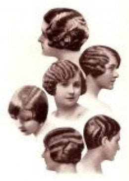 what were womens hairstyles in the 1920s 1920 s womens hairstyles marcel waves finger waves and bobs