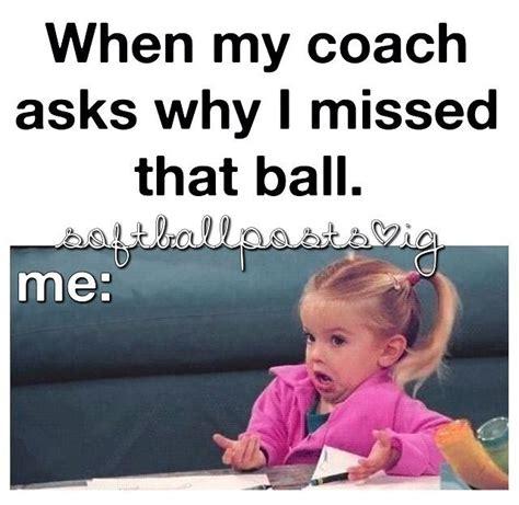Funny Softball Memes - softball softball pinterest soccer softball and
