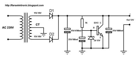 fungsi transistor dalam adaptor fungsi transistor dalam adaptor 28 images diaaannn komponen komponen elektronika komponen