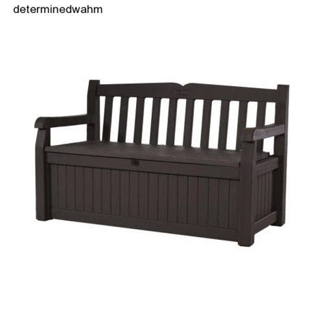 outdoor toy storage bench outdoor storage benches gardens and toys on pinterest