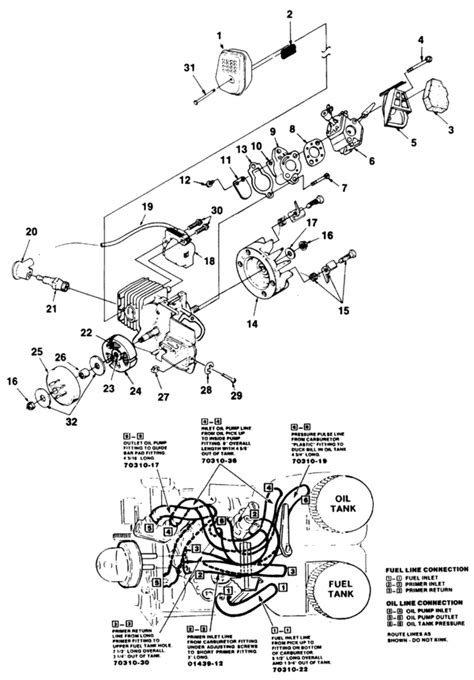 homelite 2 parts diagram homelite 2 chain saw ut 10696 parts and accessories