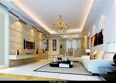 luxury drawing room design mod 168 168 le 3d de la salle de s 168 166 jour de mode d or moderne