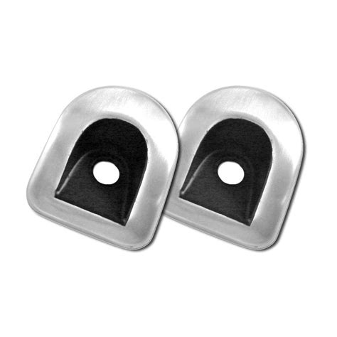 Locking Door Knob Covers by 2005 2011 Mustang Door Lock Knob Grommet Covers