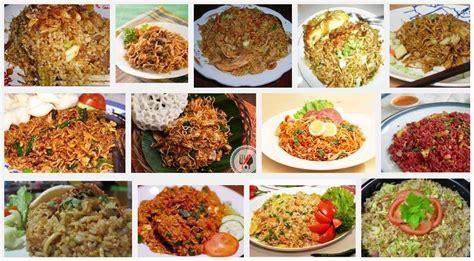 macam macam cara membuat nasi tim 21 resep nasi goreng enak dari magelangan sai malaysia