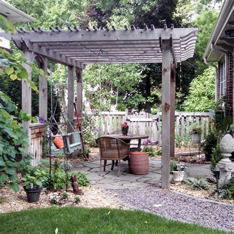 small patio 11 amazing stone patios page 2 of 15 family handyman