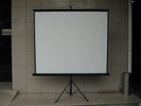 Jk Screen Tripod 70 Inchi 1 1 motorized layar proyektor iklansatu