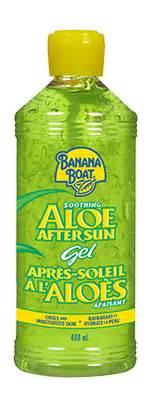 banana boat sunscreen aloe vera aloe gel banana boat 174 suncare