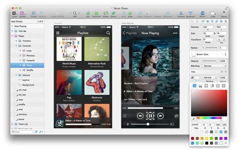 design app called sketch     top   mac app