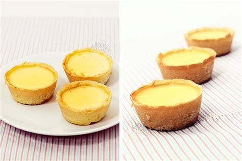 resep egg tart hongkong style egg tart bebenyabubu