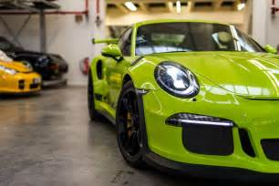 Green Porsche 911 Gt3 Rs Porsche Exclusive Does A 911 Gt3 Rs In Retina Burning Lime