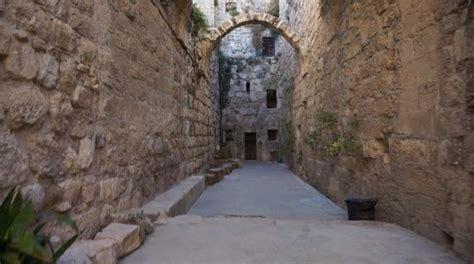 lazarus house picture of of lazarus jerusalem