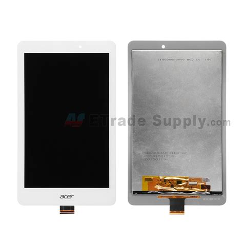 Lcd Acer A500 Iconia Tab 101quot acer iconia tab 8 a1 840fhd lcd screen and digitizer assembly white etrade supply