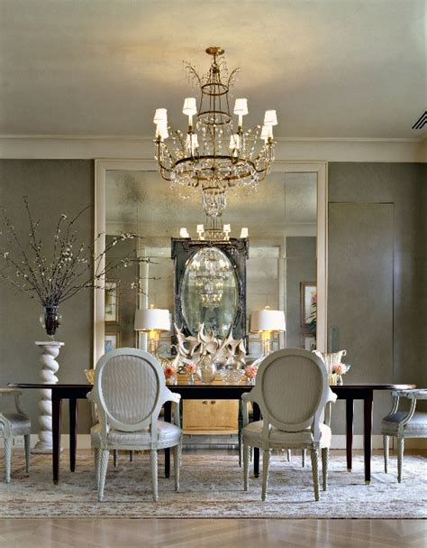 house post antique mirrors