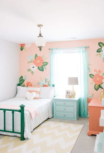 whimsical bedroom whimsical floral bedroom by design detail traditional salt lake city by