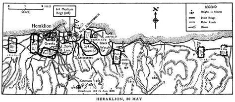 the battle for heraklion battle of heraklion
