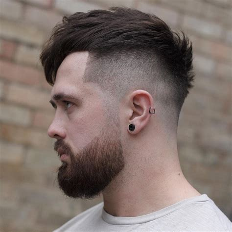 Mens Hairstyles For Thick Hair by Haircuts For With Thick Hair
