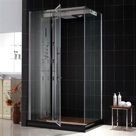 Majestic Shower Doors Majestic Jetted Steam Shower