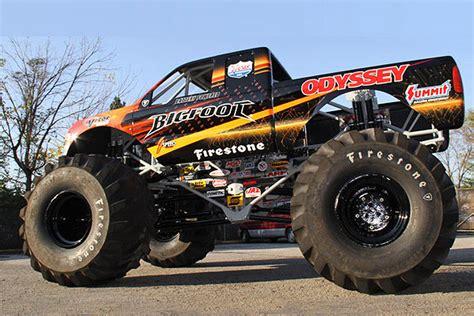 bigfoot electric truck bigfoot electric truck bilder autobild de