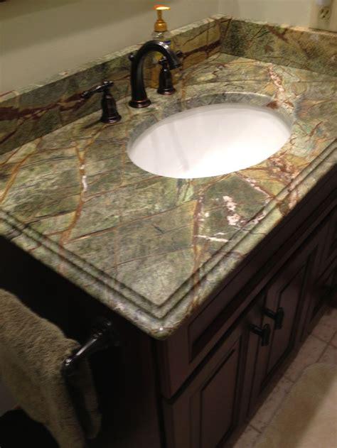 green granite bathroom countertops 234 best images about home improvement on kitchen backsplash design kitchen back