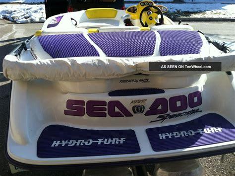 1996 seadoo bombardier boat 1996 sea doo speedster bombardier