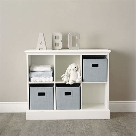 classic 6 cube storage unit the white company get