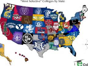 map of colleges collegue and forex colleges